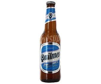 Quilmes Cervez argentina Botellín 34 cl