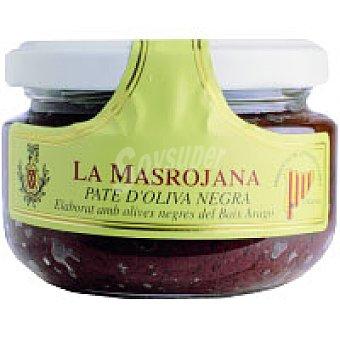La Masrojana Paté de oliva negra Tarro 100 g
