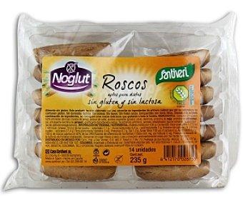 Santiveri Roscos sin gluten 235 gramos