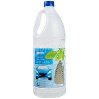 Eroski Agua destilada Garrafa 2 litros