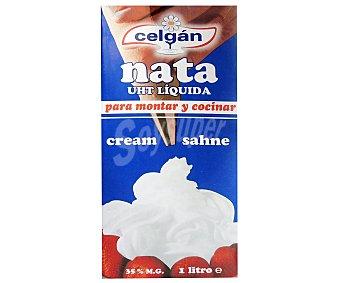 Celg n nata uht l quida para montar y cocinar 35 5 for Nata para cocinar mercadona