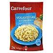 Volantinas a la Parmesana 145 g Carrefour