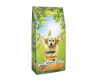 Friskies Purina Complet de pollo-verduras para perro Saco 10 kg