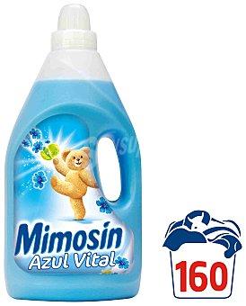 Mimosín Suavizante concentrado azul Vital formato ahorro Botella 148 dosis
