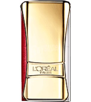 L'Oréal Barra de labios 204 Golden Ciruela Infalible Lip Gold 1 ud