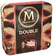Helados con doble cobertura de chocolate y frambuesa estuche 264 ml 3 unidades Frigo Magnum