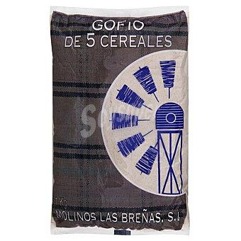 gofio de cereales y habas Las Breñas 1 kg
