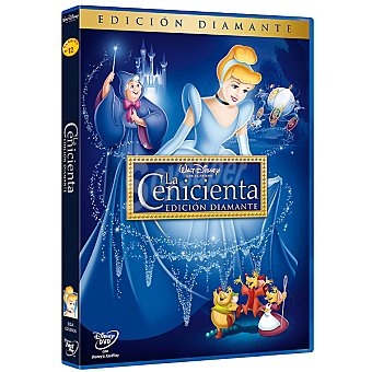 Diamante La Cenicienta. Edición DVD (clyde Geronimi, Wilfred Jackson)