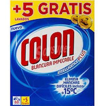 Colón Detergente en polvo Maleta 60+5 cacitos