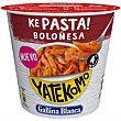 Pasta boloñesa 79 g Yatekomo Gallina Blanca