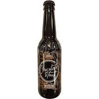 SAN DONATO Cerveza con cacao Pedro Mayo Botellín 33 cl