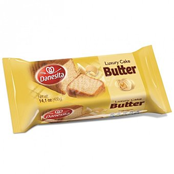 Danesita cake de mantequilla paquete 400 g