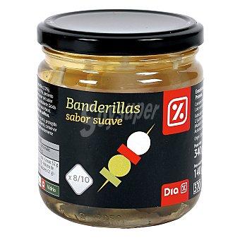 DIA Banderillas dulces Frasco 140GR