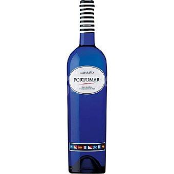 PORTOMAR Vino blanco albariño D.O. Rias Baixas  botella 75 cl