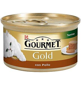Gourmet Purina Purina gold Terrine con Pollo 85g