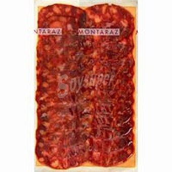 Montaraz Chorizo Ibérico bellota corte tradicional 100g