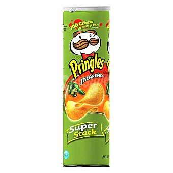 Pringles Snack de patata jalapeños 169 g