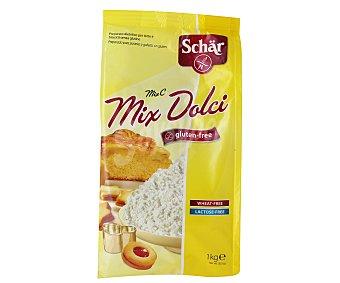 Schär Mix c dolci preparado galletas pasteles - Sin Gluten 1 kg