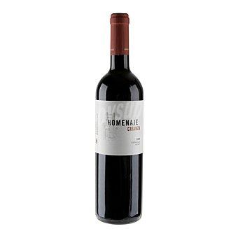 Homenaje Vino Tinto Crianza Navarra Botella 75 cl
