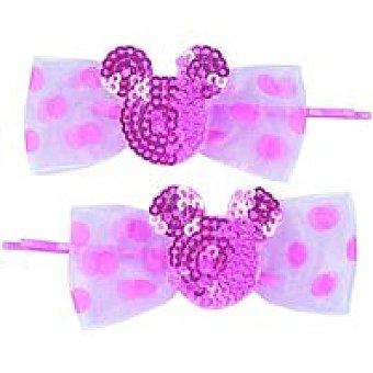 Minnie Clip de pelo infantil 36508 Pack 1 unid