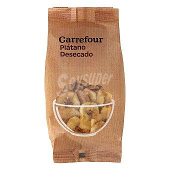Carrefour Plátano desecado 90 g