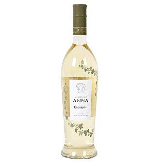 Codorníu Vino blanco viñas de Anna D.O. Cataluña  Botella 75 cl