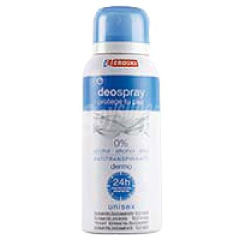 Eroski Desodorante dermo Spray 100 ml
