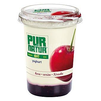 Pur Natur Yogur bio cereza plástico 500 g