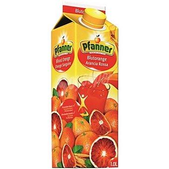 PFANNER Zumo de naranja sanguina Envase 1 l