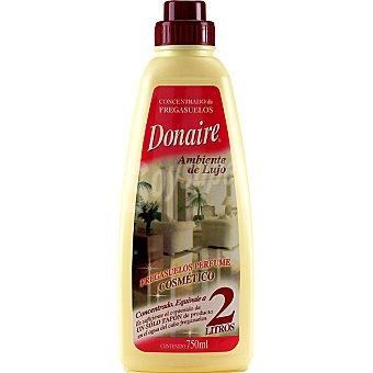 Donaire Friega suelos concentrado perfume cosmético Botella 750 ml