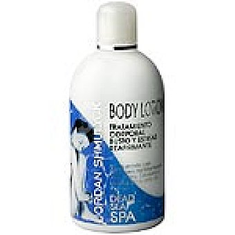 JORDAN SHMULYCK Body Lotion Spa Reafirmante corporal Bote 500 ml