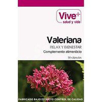 VIVE+ Valeriana 50 u