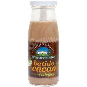 CANTERO de LETUR Batido ecol. de cacao Botellín 250 ml
