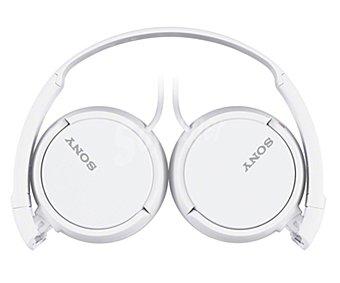 SONY MDRZX110W.AE Auricular cerrado con cable, color blanco