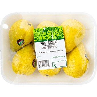 Peras limoneras Bandeja 6 u (800 g peso aprox.)
