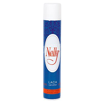 Nelly Laca Spray Fuerte 400 ml.