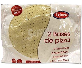 Freisa Bases de Pizza de 30cm 600 Gramos