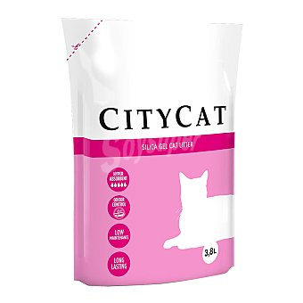 Citycat Arena para gatos City Cat Gel de Sílice 3,8 L 3,8 L