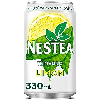 Nestea Bebida de té al limón sin azúcar Lata de 33 cl