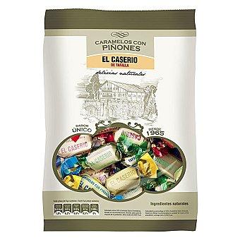 El Caserío Caramelos con piñones 200 g
