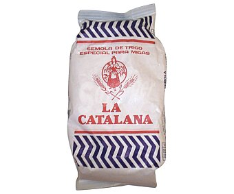 La Catalana Harina especial para migas 1 kilogramo