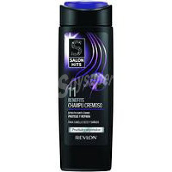 SALON HITS Champú 11 Benefits Bote 300 ml