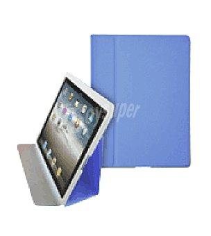 Ideus Funda azul con soporte para ipad 2 ideus