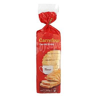 Carrefour Pan blanco 600 g