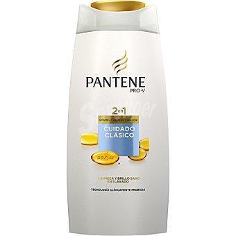 Pantene Pro-v Champú cuidado clásico 2 en 1 champú + acondicionador Frasco 700 ml