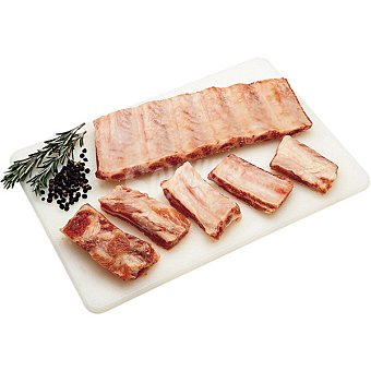 ElPozo Tira de costillas frescas de cerdo Al peso 1 kg