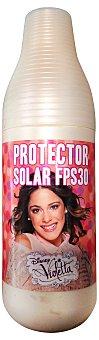 VIOLETTA Protector solar corporal f30 violeta  Botella 250 cc