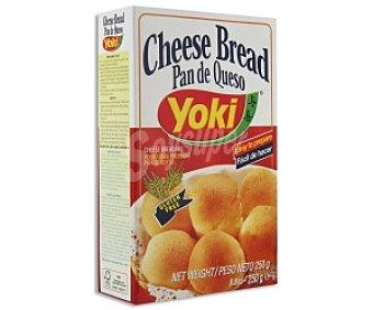 YOKI Pan de Queso 250 Gramos