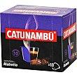 Café Ristretto intensidad cápsulas compatibles con máquinas Nespresso 10 estuche 10 g Catunambu
