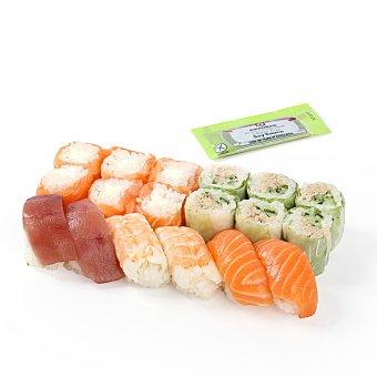 Menú 4 Sushi Daily 18 piezas